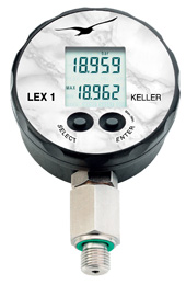 Lex 1 digitale manometer highly precise