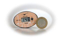 Davinci digitale OEM manometer